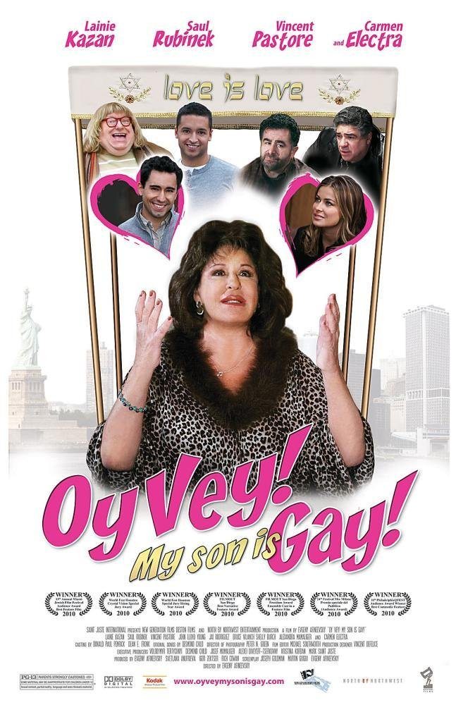 Oy Vey! My Son is Gay!