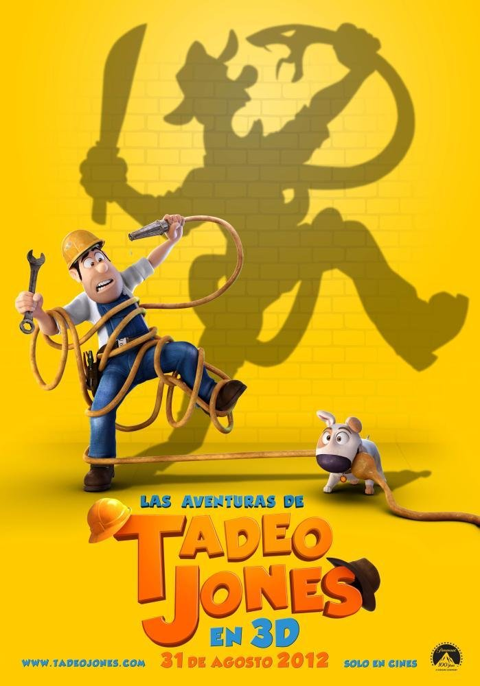 Aventuras de Tadeo Jones